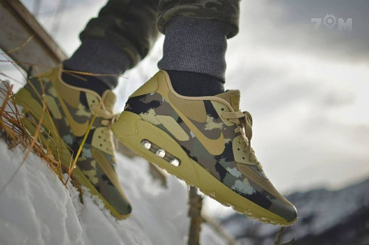 Nike Air Max 90 Hyperfuse Camo Italy Men S Style