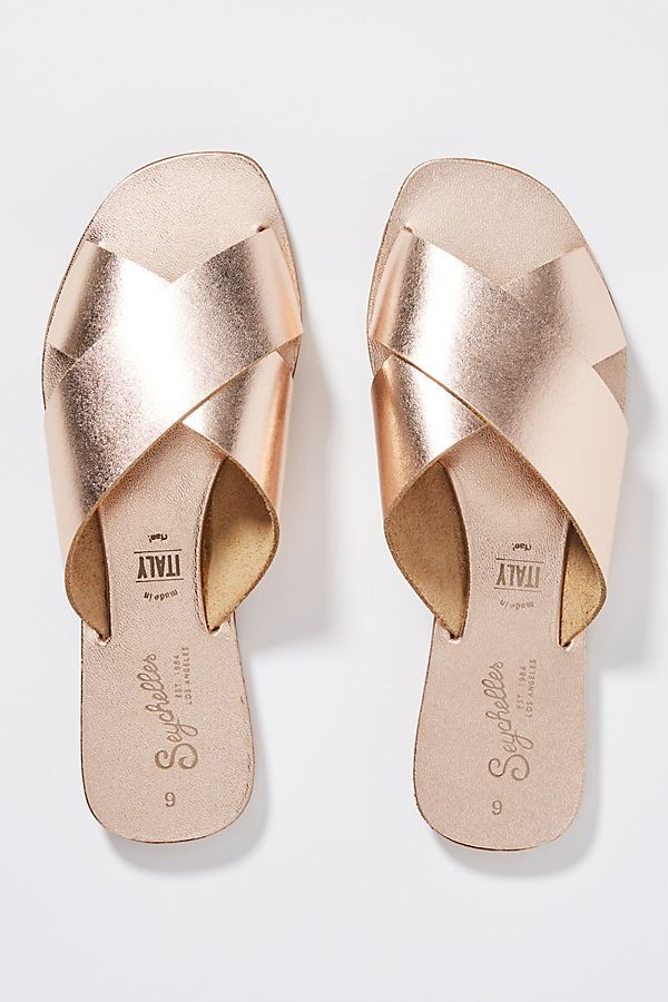 819499cceff Seychelles Total Relaxation Slide Sandals in 2019
