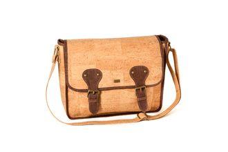 Man Cork Bag - LUANDA Natural