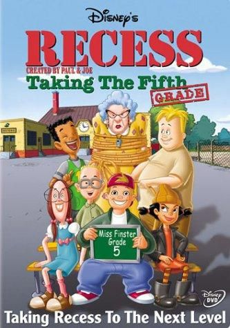 Rickey D'Shon Collins & Jason Davis - Recess - Taking The Fifth Grade