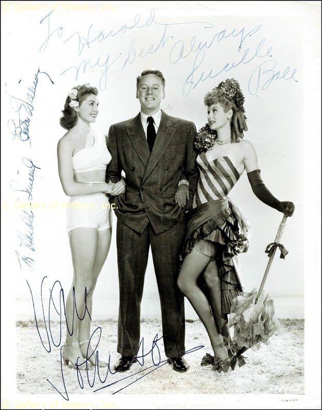 EASY TO WED MOVIE CAST LUCILLE BALL ESTHER WILLIAMS VAN JOHNSON