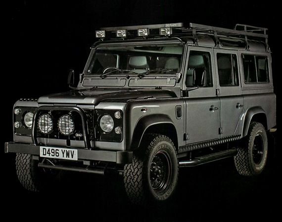 West Coast Defender – Vintage Land Rover Defender