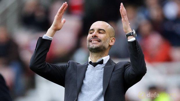 Pep Guardiola: Man City face defining week