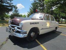 Ford: Cop Car 4 door