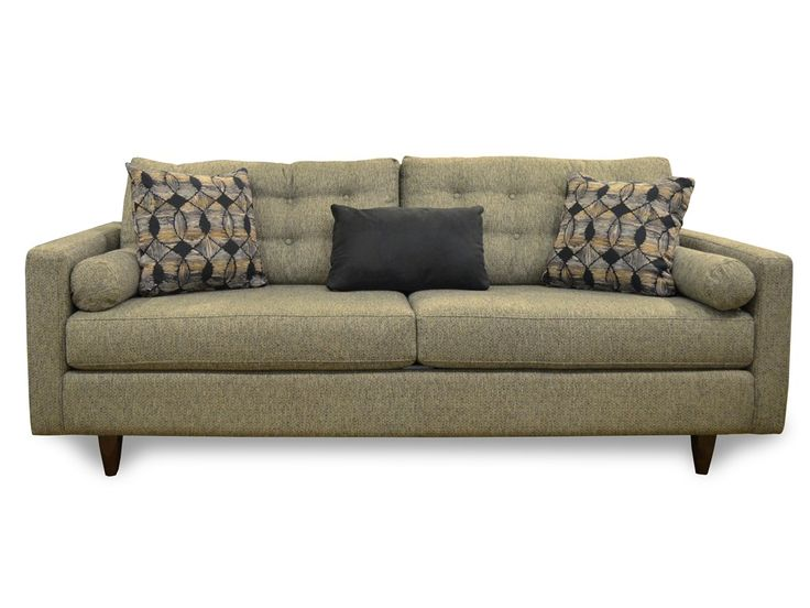 Klaussner Craven Sofa 531533 Sofa Cushions On Sofa