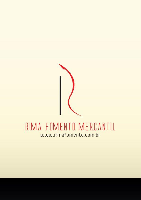 Símbolo e logotipo da Rima Fomento Mercantil, de Criciúma.