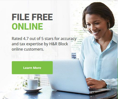 H&R Block Online Deluxe or Premium, or H&R Block Software Basic, Deluxe, Premium or Premium & Business get unlimited sessions of live, personal tax advice with a tax professional. You can ask our tax advisors an unlimited number of questions at no extra cost (excludes business returns).