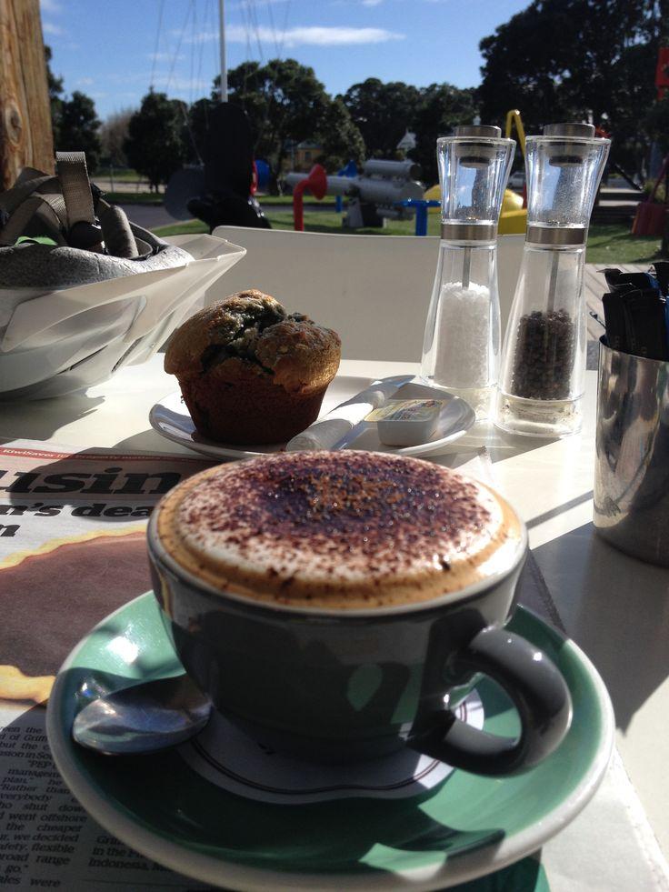 Devonport Torpedo Cafe Auckland www.wooree.co.nz