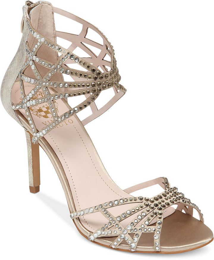 Vince Camuto Wari Evening Sandals on shopstyle.com