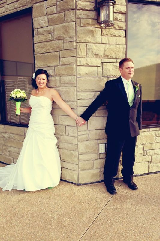 pre-wedding shot-I definitely want a shot of us doing a pre-wedding prayer together