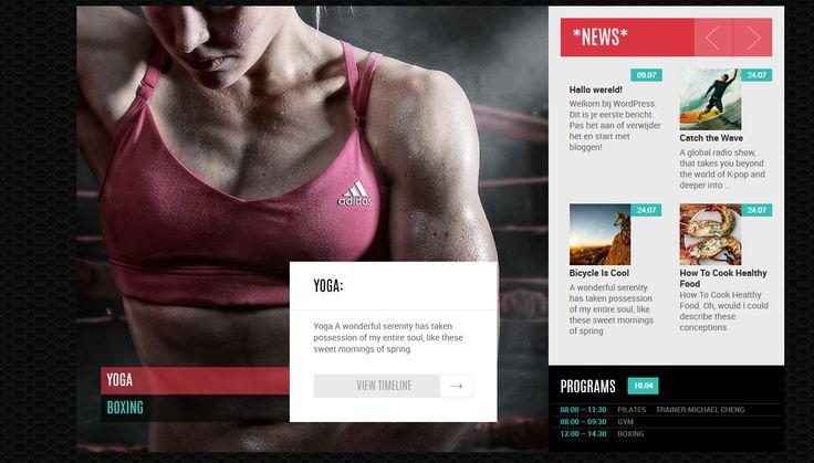 Een voorbeeld van fitnesssite bekijken?  Fitness & healthy website laten maken   Fitness website laten maken  Fitness website laten maken bij de beste webdesign van Nederland, is nu ook nog eens de voordeligste. De sport en fitness website van ons, geeft u alle mogelijkheden die een moderne sport website of webshop nodig heeft. Of