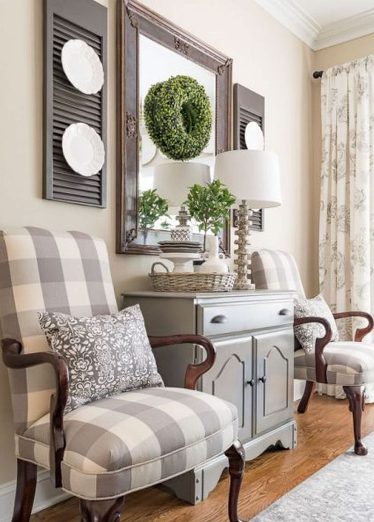 Incredible French Country Living Room Decorating Ideas (11 ...