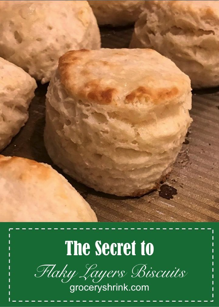 Flakey Layers Biscuits 3 Cups All Purpose Flour 4 Tsp Baking Powder 1 2 Tsp Salt 10 Tbs Cold Butter 1 1 Homemade Biscuits Baking Powder Biscuits Buscuit Recipe