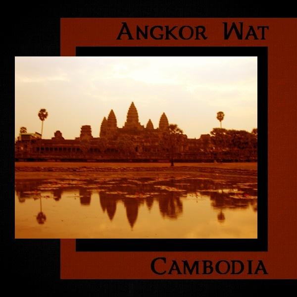 Angkor Wat - Scrapbook.com