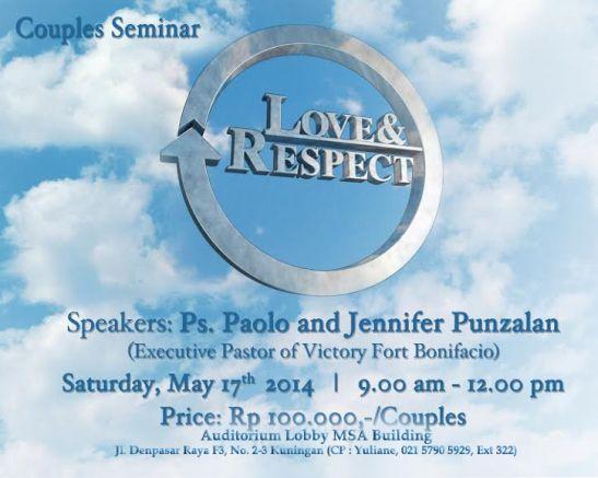 Couple Seminar