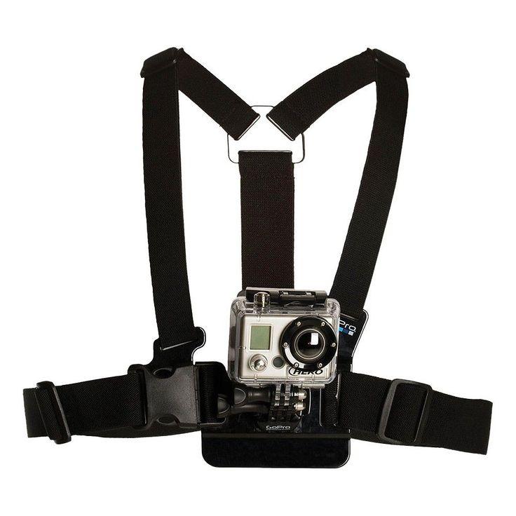 GoPro Chest Mount Harness, Black