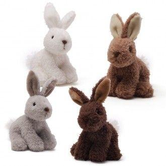 Rabbit sweet pea plush toy
