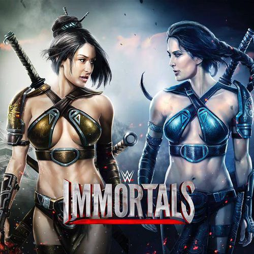 WWE Immortals Free-To-Play Mobile Game Now Available For iPhone, iPad, iPod Touch and Android Devices  Read More: http://www.techmagnifier.com/news/wwe-immortals-free-play-mobile-game-now-available-iphone-ipad-ipod-touch-android-devices/   #Android #Games #iPhone  #mobile #Video  #WWE