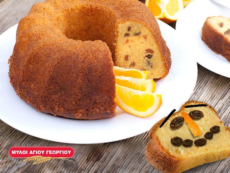Πόσο διασκεδαστικό φαίνεται ένα κομμάτι κέικ στα μάτια των παιδιών σας; Εκμεταλλευτείτε το και φτιάξτε ένα νηστίσιμο και γευστικό κεικ που θα το λατρέψουν! #myloiagiougeorgiou #cake #recipes #dessert