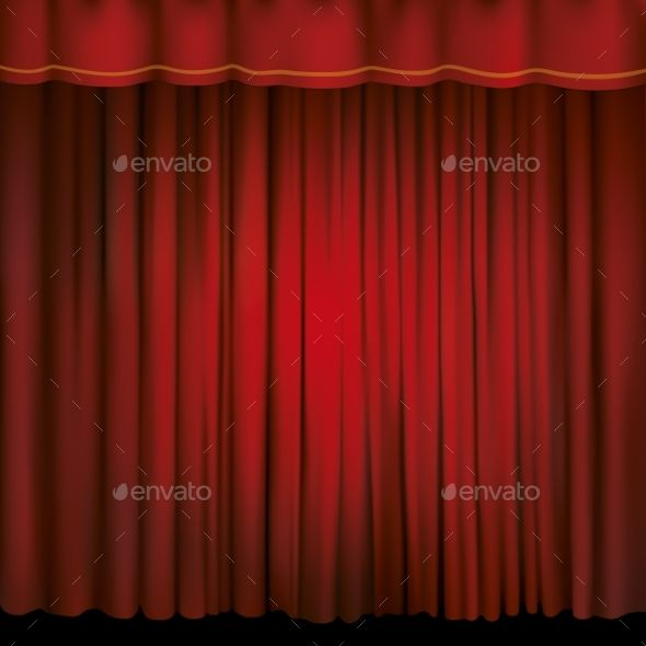 Used Theatrical Drapes: Best 25+ Stage Curtains Ideas On Pinterest