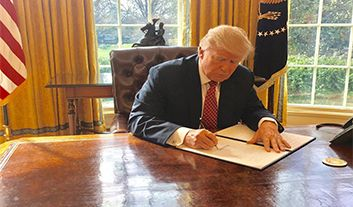 Trump's New EO Gives Headaches to Seafarers