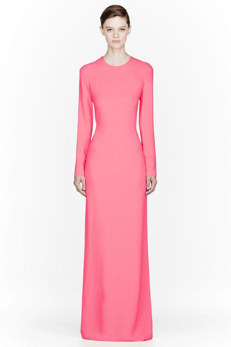 FASHION shopping | Stella Mccartney Cady Pillar Dress, $2,880