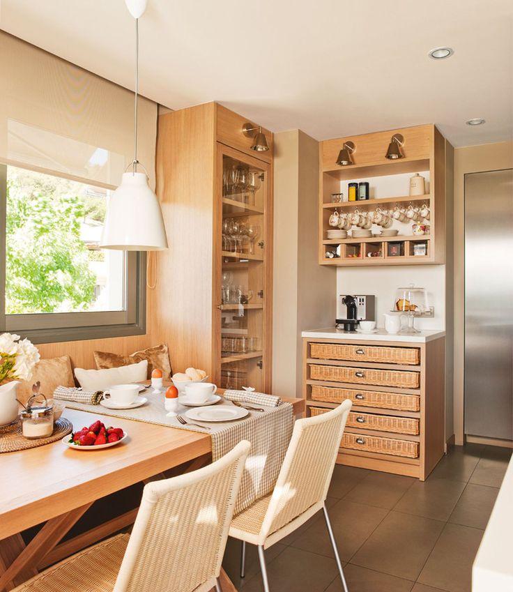 Правила сочетания цвета мебели и плитки на кухне | Ремонт без проблем