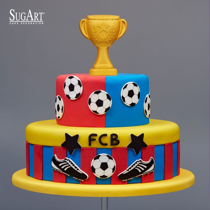 #fcbarcelona #barcelona Your priority is your Team...FC Barcelona Your cake is ours. #cakedecorating