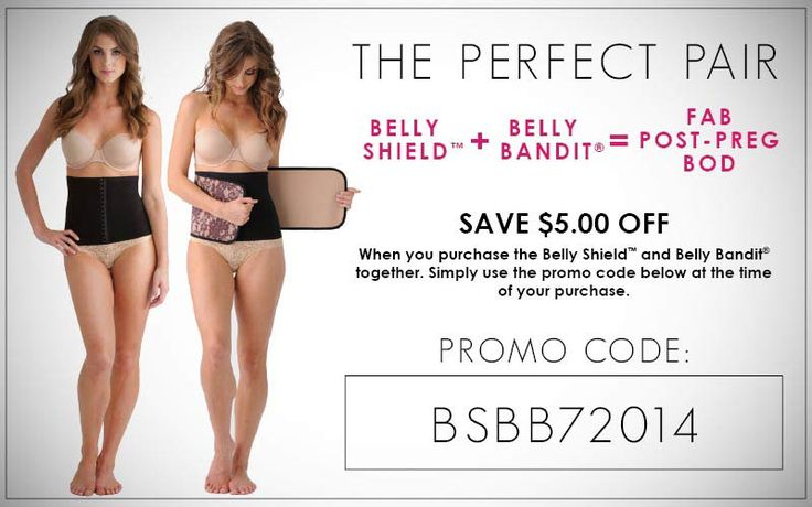 Belly Bandit Helps Shrink and Tighten and Control Your Belly