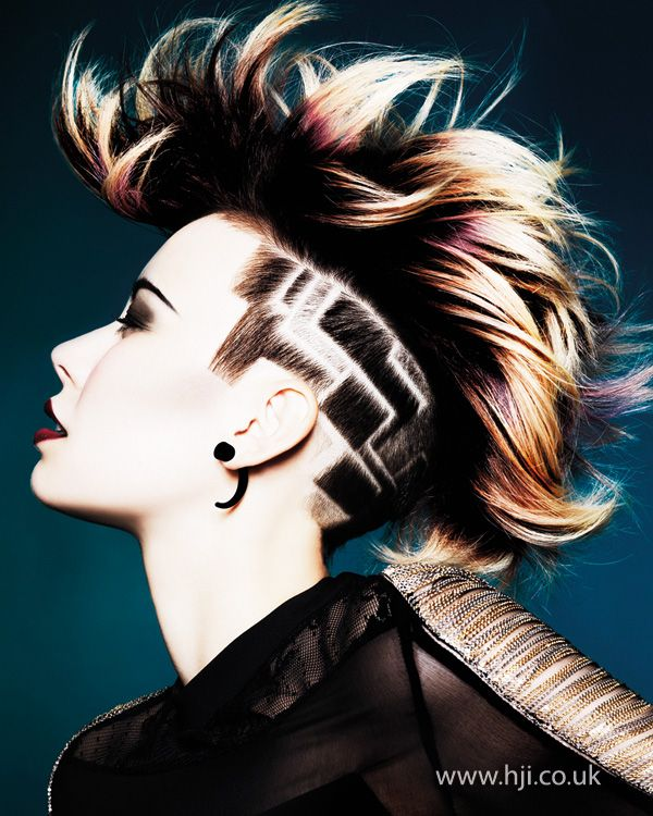 2014 graphic undercut   Hairstyle Gallery