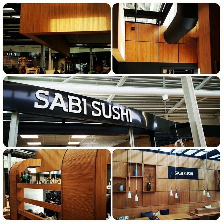 Sabi Sushi Kvadrat, utført av Prosjektbygg Karmøy AS