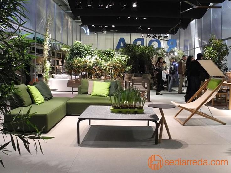 Living en plein air with Roda furniture