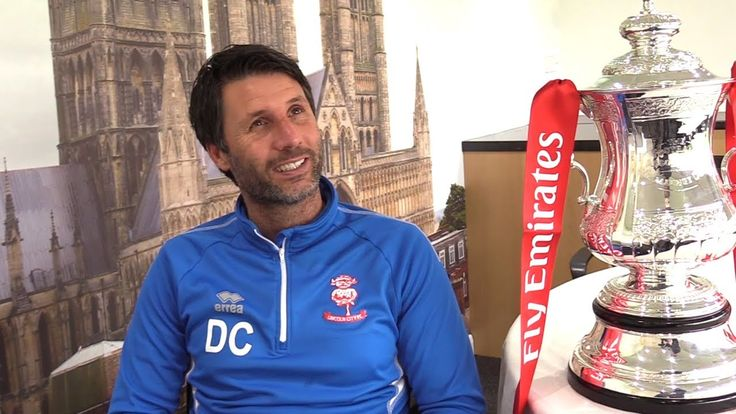 nice Lincoln's Danny Cowley Previews Wimbledon Match Check more at http://www.matchdayfootball.com/lincolns-danny-cowley-previews-wimbledon-match/
