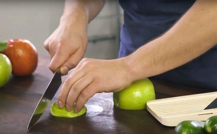 Truco De Cocina: Cómo Cortar Verduras En Juliana Rápidamente   Gastronomía & Cía