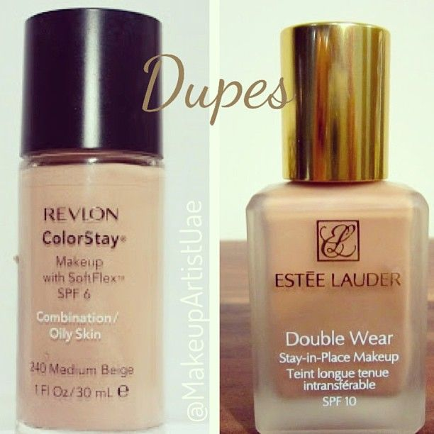 Foundation Dupe.