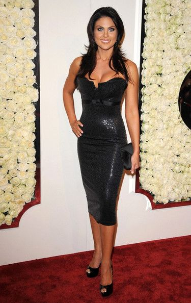 Nadia Bjorlin Photo - QVC Style Event