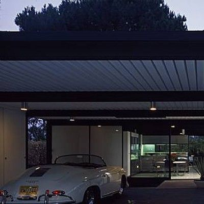 USModernist Pierre Koenig T sign Studios Stahl Residence a k a  Case Study House     by Pierre Koenig  Los Angeles   California