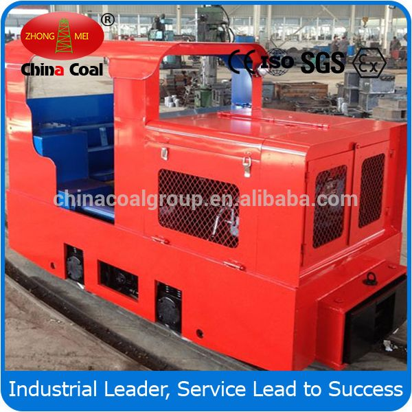 20T Narrow Gauge Trolley Electric Locomotive For Mining