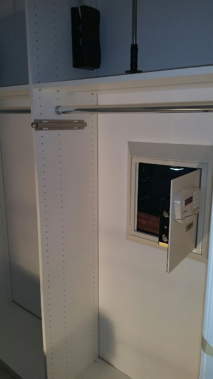the silver wall safe is the most popular wall safe from digitalsafe installing this in