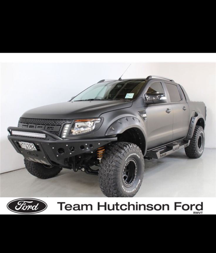 Ford Ranger Wildtrack Mud Slinger