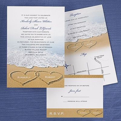 Beach Bliss Valstyle Invitation Wedding Ideas Invites Invitations Create A Free Proof Online Order Sample