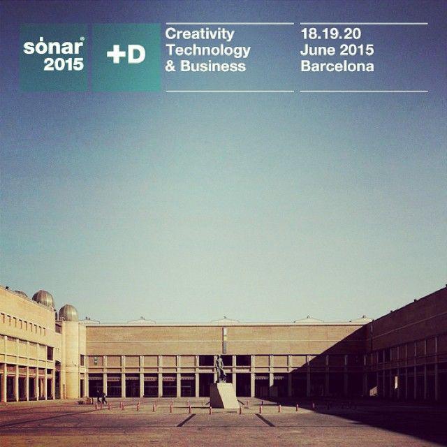 One week to go!  #Sonar2015 #SonarD #FiraMontjuïc