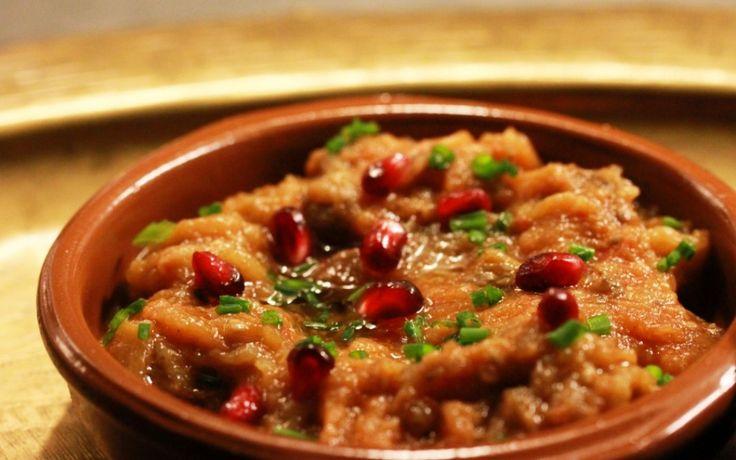 Libanese keuken: Muhammara