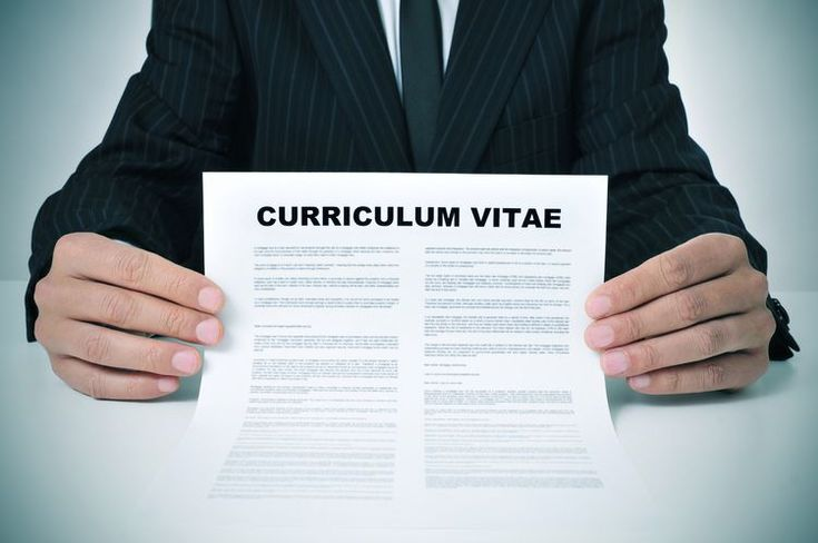 Customize Your Curriculum Vitae (CV) With This Template