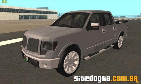 Lincoln Mark LT 2012 para GTA San Andreas