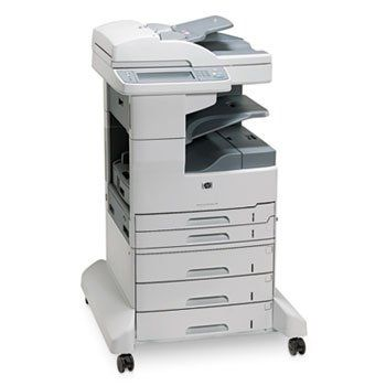 Hewlett-Packard Q7831A#BCC LaserJet Printer. Accepts Paper Size - Executive, Ledger, Legal, Letter. Auto Document Feed/Sheets - 50. Auto Duplexing Functions - Copy, Print, Scan. Catalog Publishing Type - Copier/Fax/Multifunction Machines-Multifunction. Compliance, Standards - ENERGY STAR Qualified.