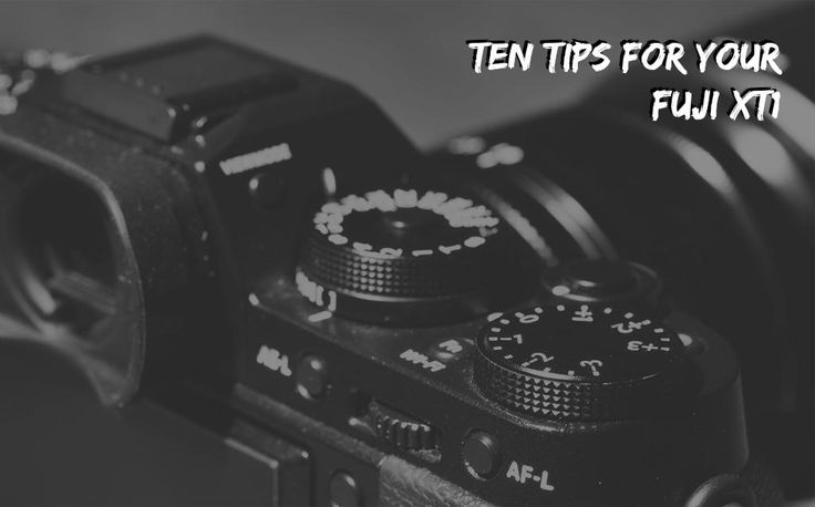 Here's ten tips for your Fuji XT1. They're not specific just simply a list of small tips that maybe of use. Click here to read More on the blog now!