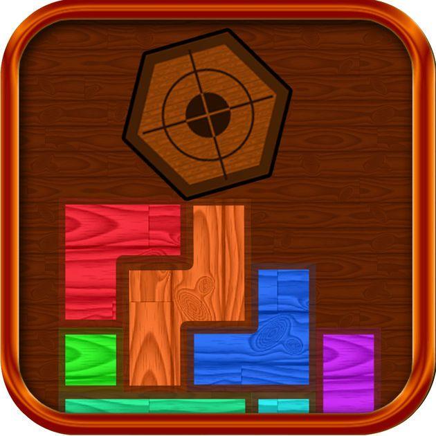#NEW #iOS #APP Tricky Hexagon Wood Crush Hexa Block Game - Ali Hassan Bhatti