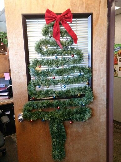 Fun tree at the office.