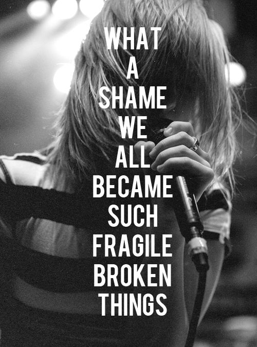 17 Best Paramore Quotes on Pinterest | Paramore lyrics ...